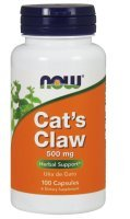 CAT'S CLAW 500 MG 100 KAPS. NOW