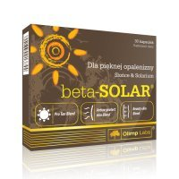 BETA-SOLAR OLIMP LABS 30 KAPS