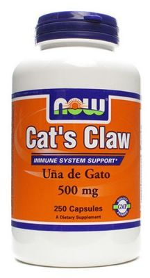 CAT'S CLAW 500 MG 250 KAPS. NOW