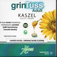 GRINTUSS ADULT TABL. DO SSANIA 20 TABL.