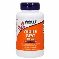 NOW ALPHA GPC 300MG 60 KAPS