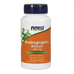 NOW ANDROGRAPHIS EXTRACT KAPS. 90 KAPS.