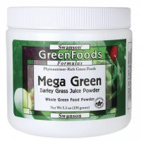 SWANSON MEGAGREEN BARLEY GRASS POWDER 150G